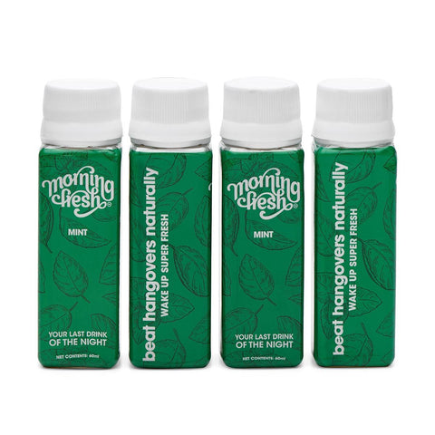 Morning Fresh Mint (Pack of 4)