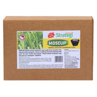 Moscup - Herbal Instant Sambrani Cups (Pack of 2)(2 X 6 pcs)