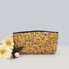 Multipurpose Pouch – Yellow & Blue Floral