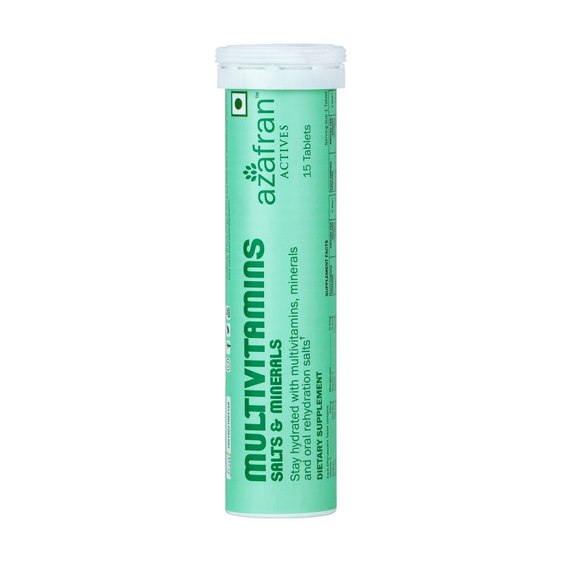 Multivitamins Salts & Minerals Effervescent Tablets