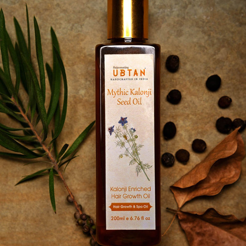 Hair Growth & Spa Oil (Mythic Kalonji Seed Oil)