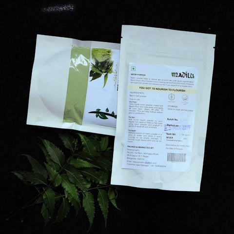 Neem Powder (Pack of 2)