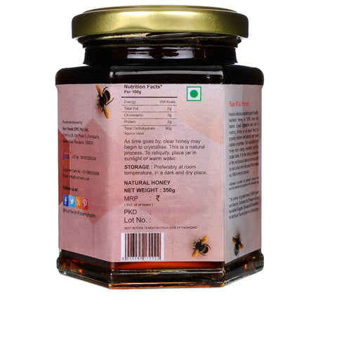 Pure Organic Honey - Wild Forest