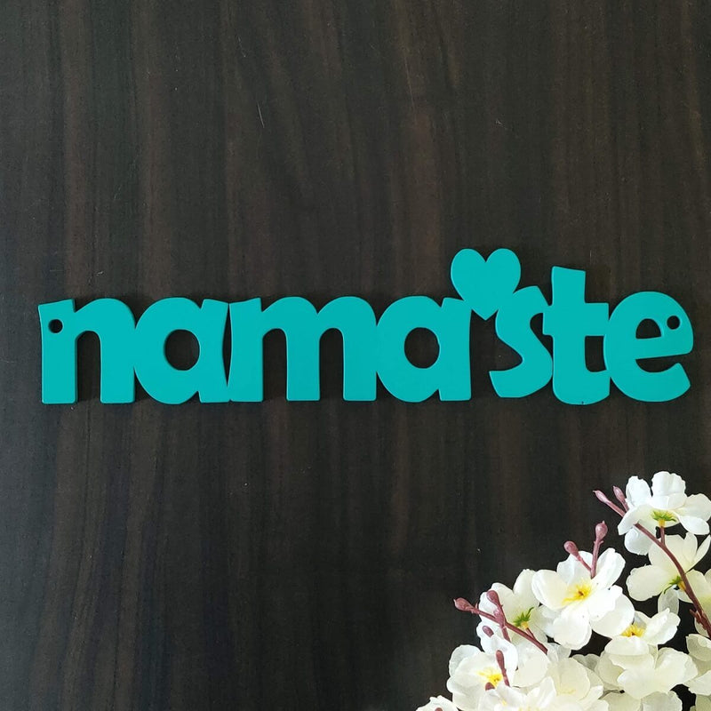 Wall Hanging (Wooden) - Namaste | Door Sign