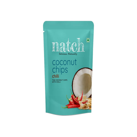 Coconut Chips  Chilli (Pack of 3)