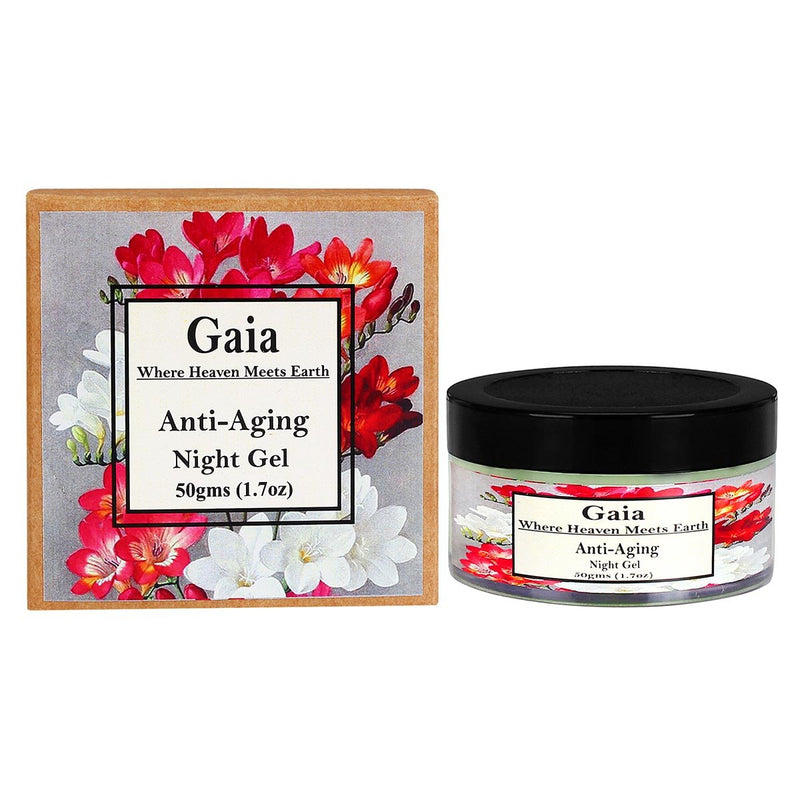 Natural Anti-Aging Night Gel