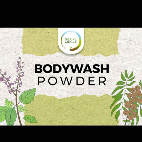Bodywash Powder
