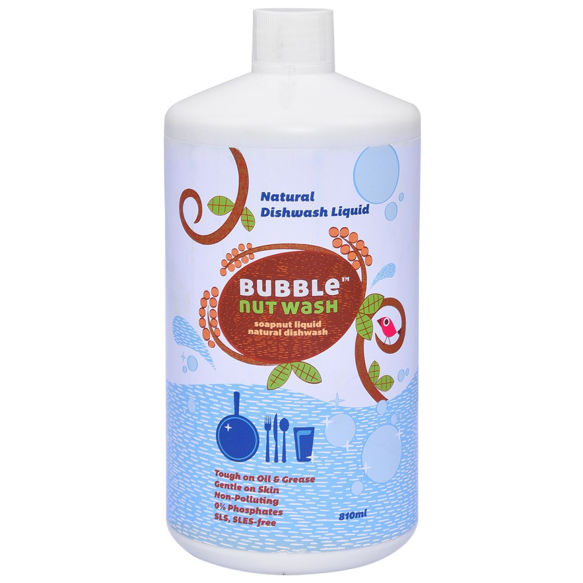 Natural Dishwash Liquid (810ml)