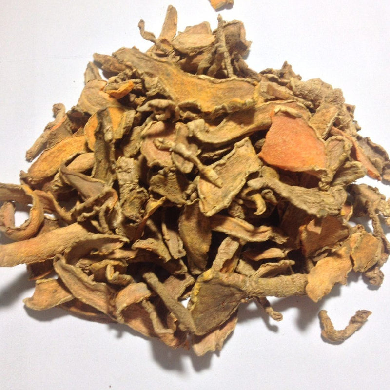 Natural Whole Sun dried Turmeric (Haldi)  Root ~ 500 gm