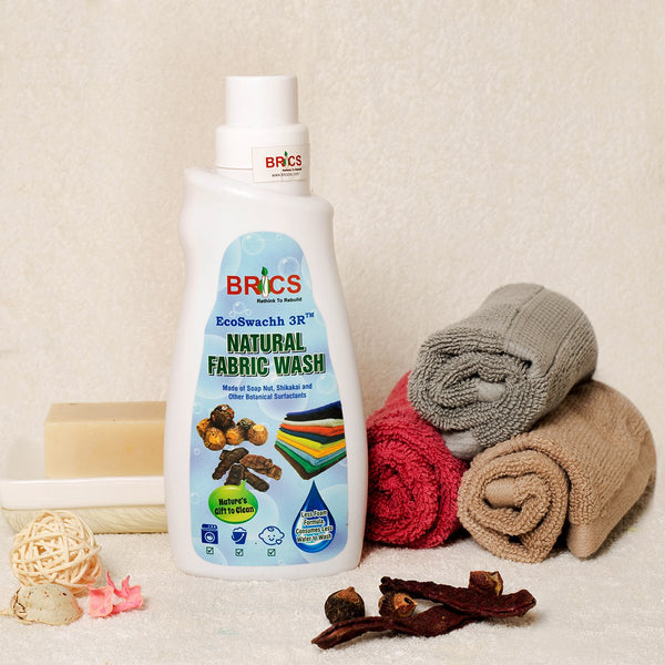 Natural Fabric Wash -EcoSwachh 3R at Qtrove