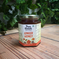 Natural Ginger Honey