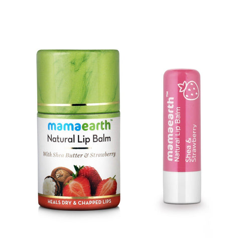 Natural Lip Balm For Women