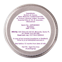Natural Lip Butter - Lavender (With Pure Argan Oil) - 5g