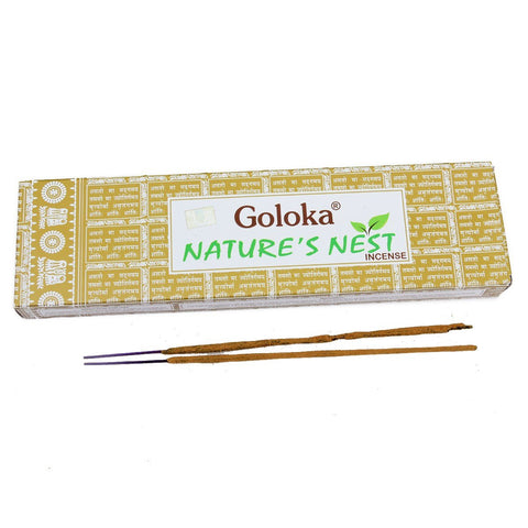 Natural Nest Incense Stick Pack Of 2 (100 Grams Each Pack)