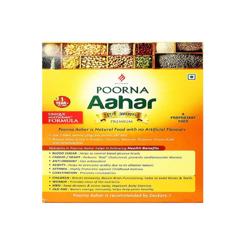 Natural Poorna Aahar 22 Pulses Health Mix
