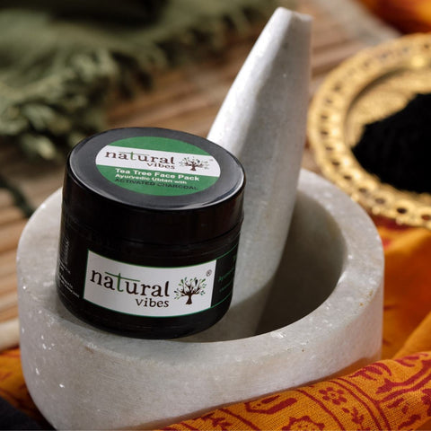 Ayurvedic Activated Charcoal Skin Care Regime - With Face Wash, Soap and Face Pack