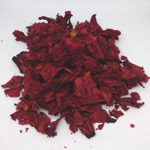 Sun dried Rhododendron (Buransh) Dry Flower(Rich in fiber, Calcium, Iron, Vitamin C & Other Minerals