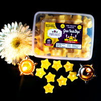 Ghee Instadiya (100%Natural and Handmade) - 60 Diyas With 2 Steel Diya Holder