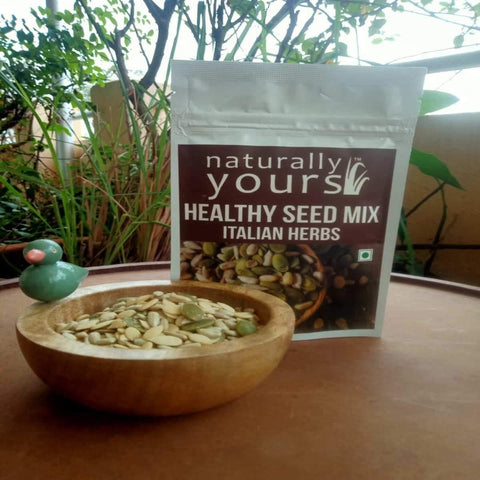 Healthy Seed Mix - Italian Herbs (Pack of 4)