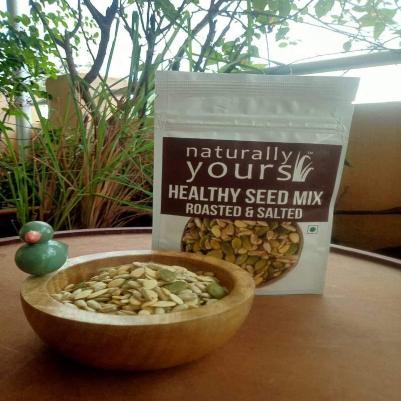 Healthy Seed Mix - Roasted & Salted (Pack of 4)