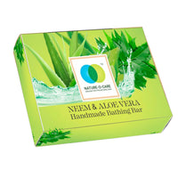 Neem & Aloe Vera Hand Made Bathing Bar