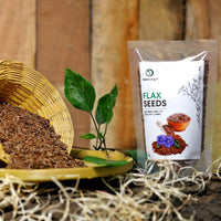 Chia & Flax Seeds (Combo Pack)