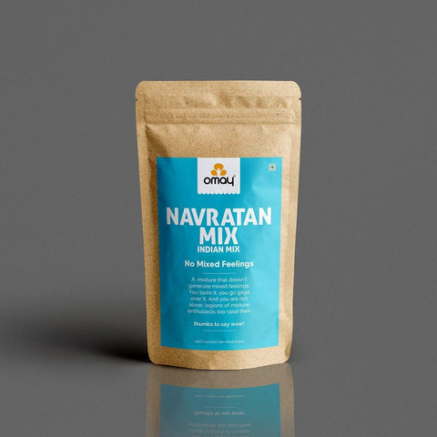 Navratan Mix  Indian Mix Pouch (Pack of 2)