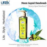 Neem Anti-Bacterial Herbal Handwash (Pack of 2)