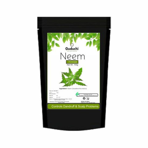 Neem Hair Care Powder (Pack Of 3)
