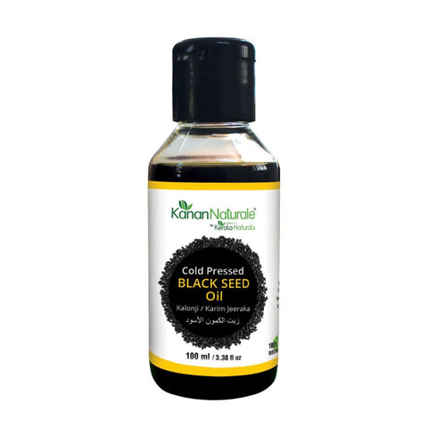 Cold Pressed Black seed oil
