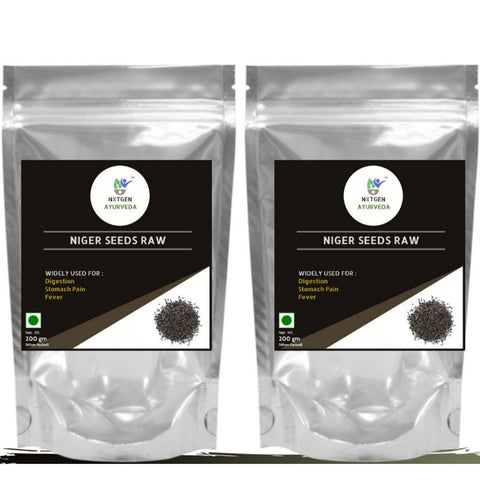Niger Seeds Raw (Pack of 2)