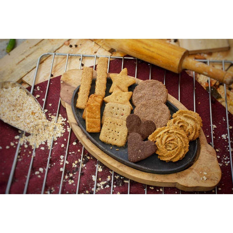 Assorted Millet/Wholegrain/Non Grain Cookies