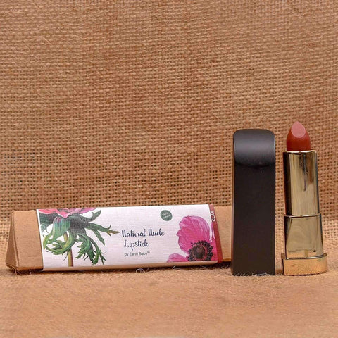 Nude Lipstick (Clay Brown) (100% Natural)