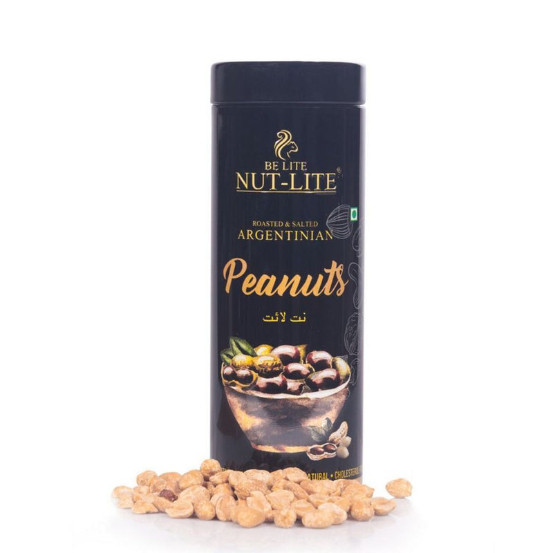 Roasted & Salted Argentinian Peanuts Nuts