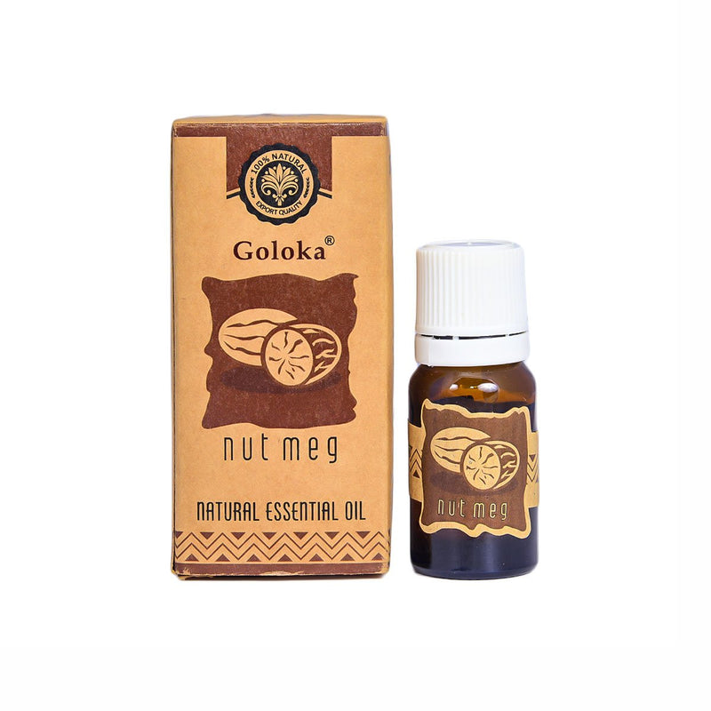 Nutmeg Natural Essential Oil  (pack Of 2)