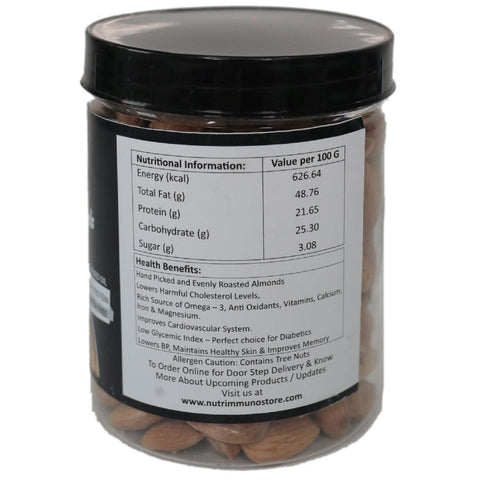 Californian Roasted Almonds Lightly Salted