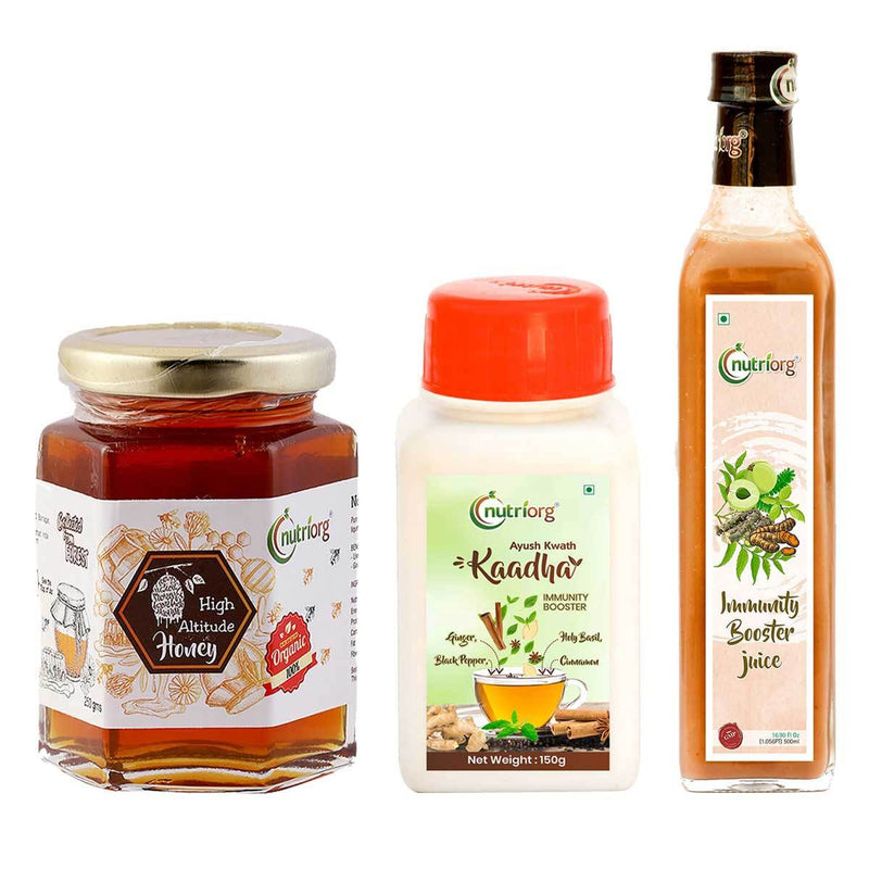 Kaadha, Immunity Booster With Altitude Honey (Combo)