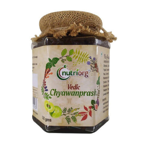Vedic Chyawanprash (Made from Organic Herbs & Fruits)