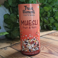 Nutritious Fruit And Nut Muesli