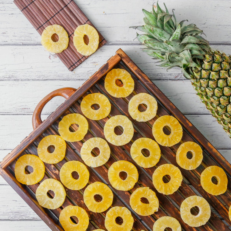 Nutritious Naturally Dried Pineapple