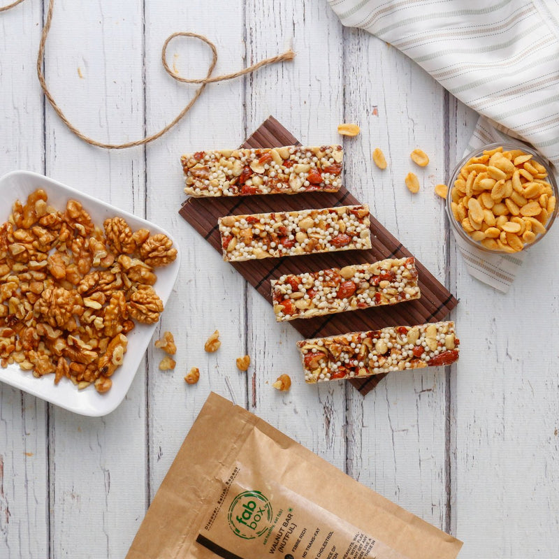 Nutritious Nutfull Bar (Pieces 2)