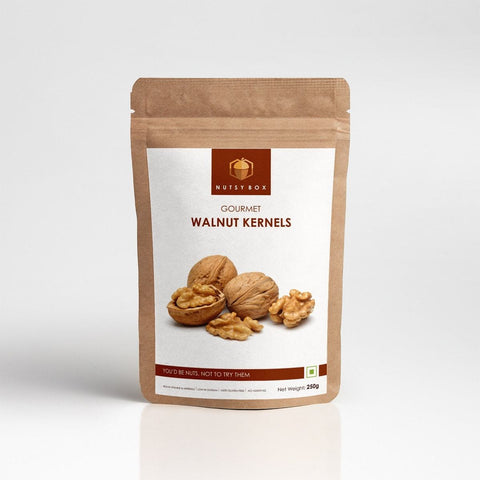 Walnut Kernels Chilean (Snow White)