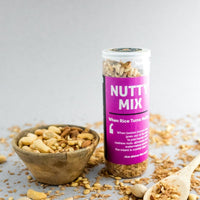 Nutty Mix With Dry Fruits