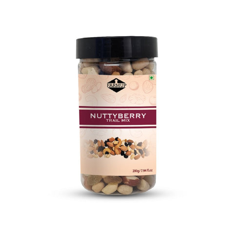 Nuttyberry Trail Mix