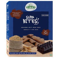Supa Bites Multigrain Snack For Tots & Kids (Pack of 2)