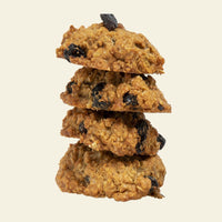 Oatmeal Raisin Walnut Cookies
