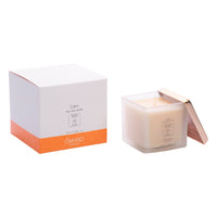 Calm Mogra Essential Oil Soy Wax Candle