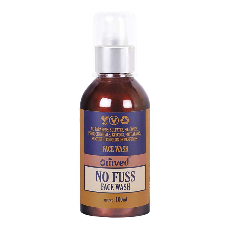 No Fuss Face Wash for Men