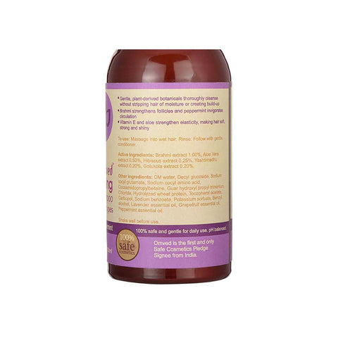 Purifying Shampoo with Brahmi & Peppermint for All Hair Types