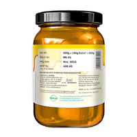 Onelife Organic Multiflora Light Honey 650gm